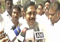 Dhinakaran: Will approach court if Speaker disqualifies supporting MLAs