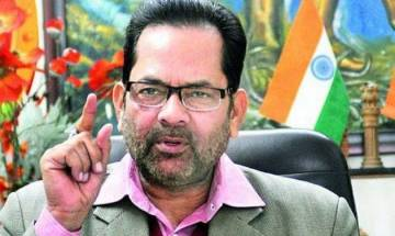 Union Minister Mukhtar Abbas Naqvi's sister, Farhat Naqvi gets death threats