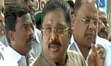 AIADMK row: Dhinakaran demands Palaniswami's resignation, says 'he is CM because of Sasikala'
