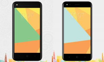 Micromax Bharat 3, Bharat 4 powered with Android 7.0 Nougat launched in India; Know prices, specifications