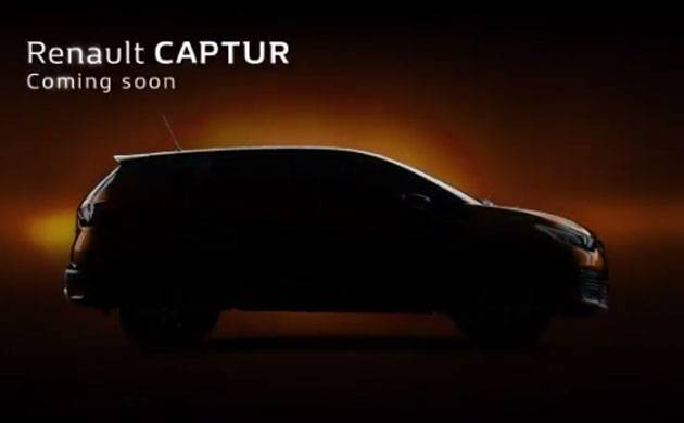 Video: Renault Captur's teasers released ahead of its launch in India (Source: Renault's Twitter)