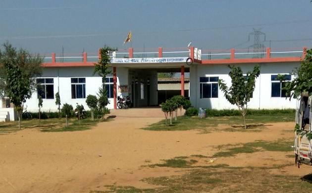 Sikar: Class 12 student gang-raped inside school premises by director and teacher (Photo of the school)