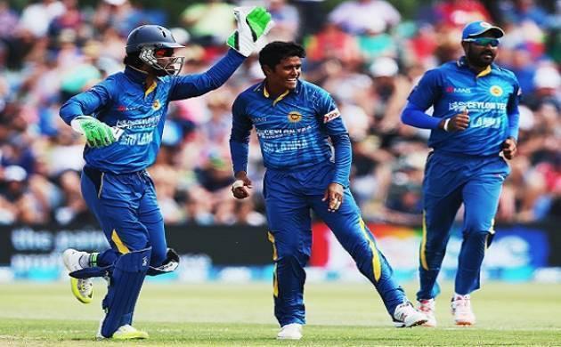 Sri Lanka Cricket team - File Photo