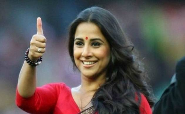 I'm happy that all like-minded people are in CBFC, says Vidya Balan
