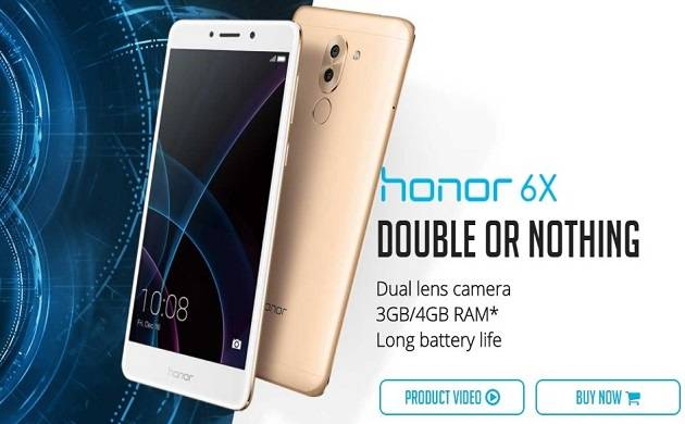 The customers can avail the benefits of the 'Big Diwali' sale through the official Honor India website.