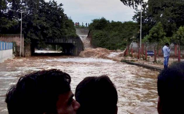 Bhagalpur canal breach leaves Bihar govt red-faced, probe ordered (PTI Image)