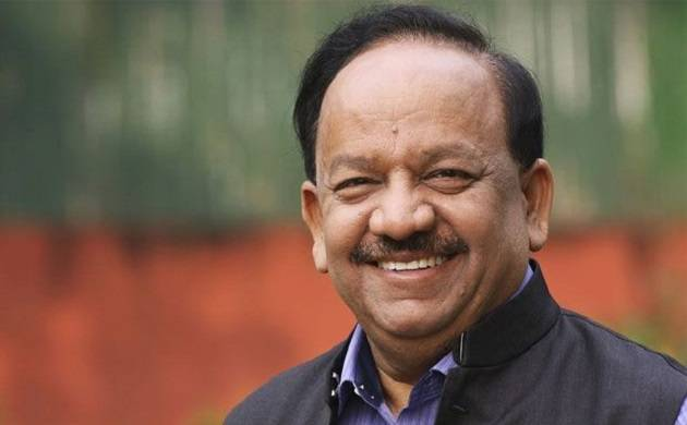 The Minister of Environment and Forest Dr. Harsh Vardhan (PTI/File)