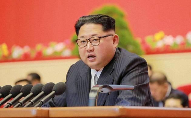 North Korean leader Kim Jong-Un (file photo)