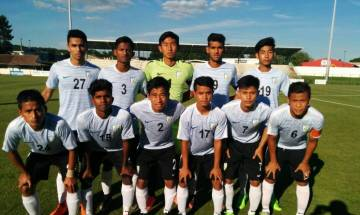 FIFA U-17 World Cup: India announces 21 member squad with eight players from Manipur, 2 NRIs make the team