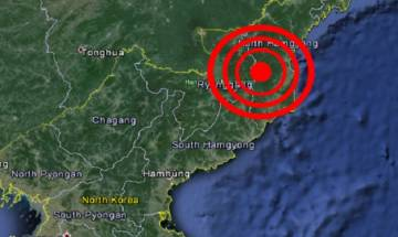 Another nuclear test? North Korea earthquake a 'suspected explosion', says China