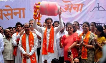 Shiv Sena launches scathing attack on ally BJP led Central Government over inflation, fuel price hike