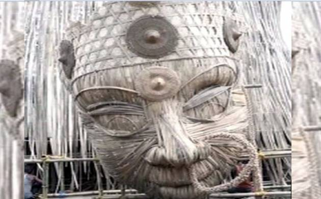 Durga Maa's 100-ft bamboo sculpture to enter Guinness Book of Records