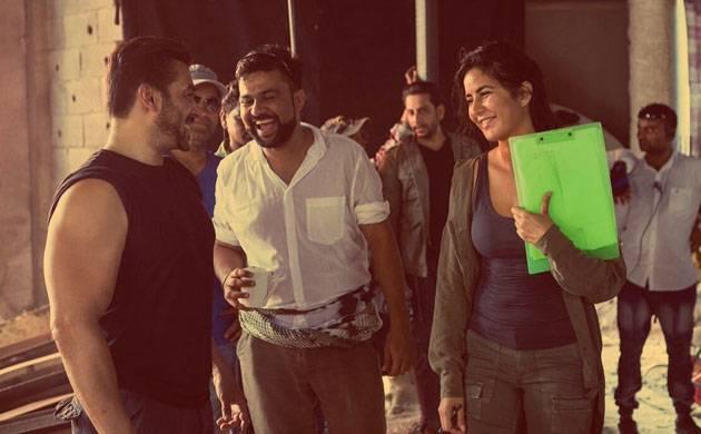 Tiger Zinda Hai: Salman-Katrina wraps up shooting in STYLE (see pics)