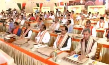 BJP national executive meet to begin today, PM Modi likely to address economic concerns