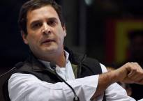 Rahul Gandhi thanks Sushma Swaraj  for acknowledging Congress govts' vision, legacy in UNGA speech