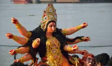 Delhi University professor booked over post on Goddess Durga
