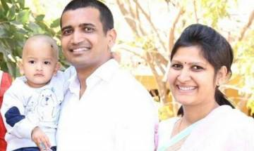 Jain woman joins husband in monkhood; renounces three year old daughter, Rs 100 crore property
