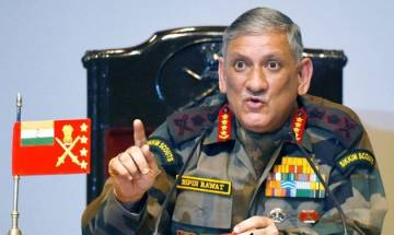 Army chief's stern message to Pakistan: 'Infiltrators will be buried two-and-a-half feet under the ground'