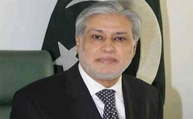 Pakistan Finance Minister Ishaq Dar (Pakistan Radio)