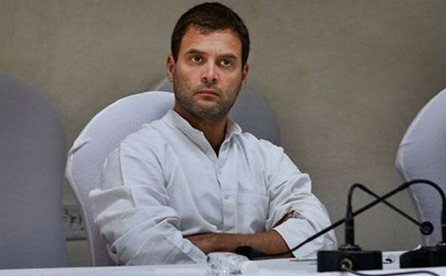 Rahul Gandhi invokes legacy of Sardar Patel to woo Patidar. (File Photo)