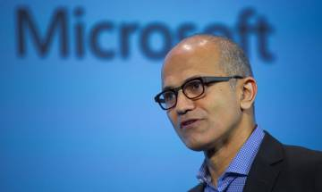 India's Aadhaar rivals growth of Windows, Android, Facebook: Microsoft CEO Satya Nadella