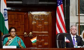 No troop contribution in Afghanistan: Nirmala Sitharaman to US counterpart