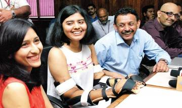 Asia's first upper arm double hand transplant gives 19-year-old student new lease of life