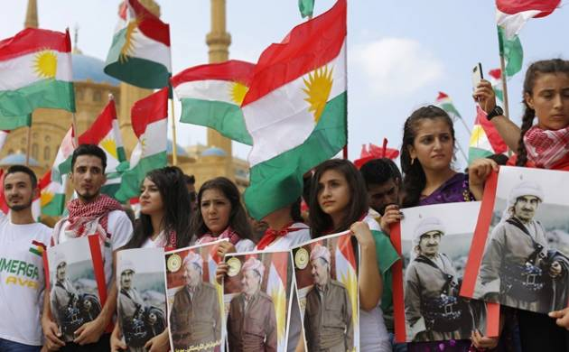 Iraq halts all flights in and out of Kurdish territory after independence referendum