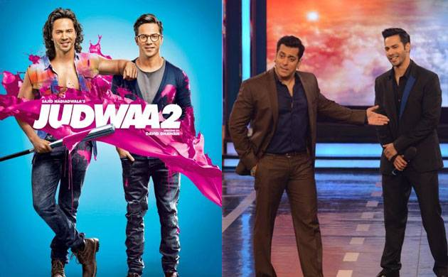 Judwaa 2 movie review: Varun Dhawan's entertaining performance is a nostalgic journey for Salman Khan's fans