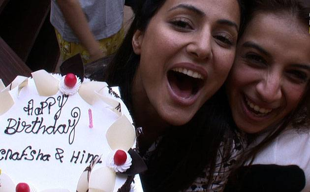 Bigg Boss 11, Episode 2, Day 1: Housemates celebrate Hina