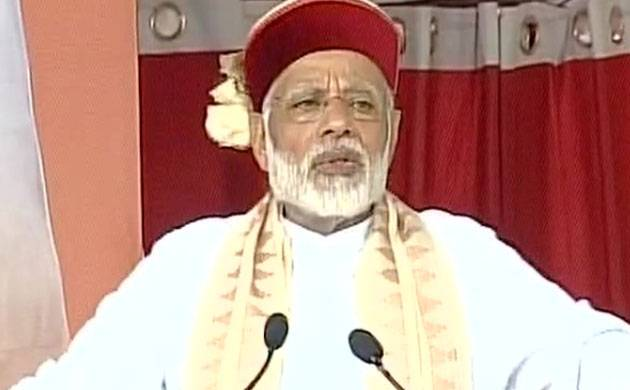 PM Narendra Modi in HP: I have a strong connection with the state (Image: ANI)