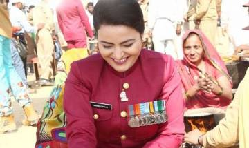Haryana Police arrests Honeypreet Insaan from Zirakpur, to be produced in Panchkula court on Wednesday