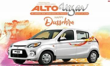 Maruti Suzuki Alto 800 Utsav Edition launched ahead of festive season