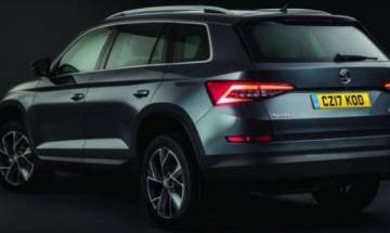 Skoda Kodiaq 7 seater SUV launched in India at Rs 34.49 lakhs, to compete against Toyota Fortuner, Ford Endeavour