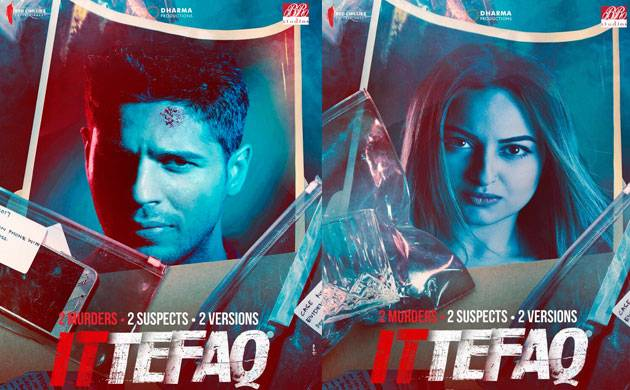 Ittefaq: Raat Baaqi Baat Baaqi recreation to be the only song in Sidharth-Sonakshi starrer