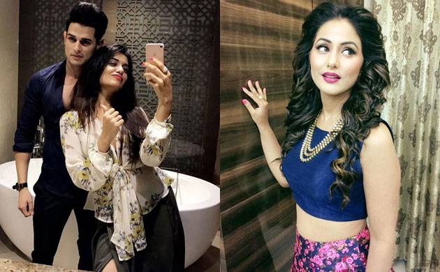 Bigg Boss 11: Priyank Sharma's girlfriends speaks up on his growing proximity with Hina Khan