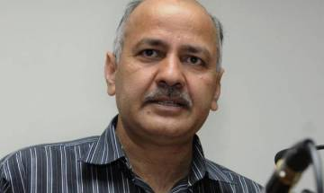 Delhi minister Manish Sisodia criticises Modi, says PM has put 'facts wrongly' on GDP