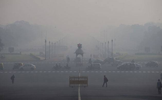 Air quality 'poor' on eve of U-17 FIFA world cup in Delhi: Greenpeace report