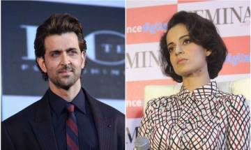 Hrithik Roshan on Kangana Ranaut: I have never met her in Private