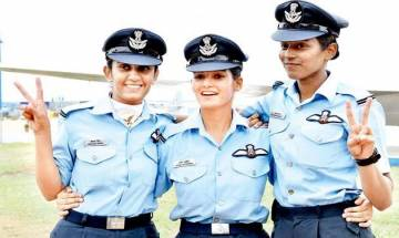 India's first three women fighter pilots to fly MiG-21 Bison jets