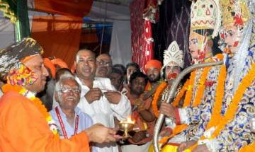 Adityanath govt proposes to build Lord Ram statute on Saryu river in Ayodhya