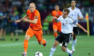 World Cup 2018: Arjen Robben retires from international football as Netherlands fail to clinch berth for Russian summer