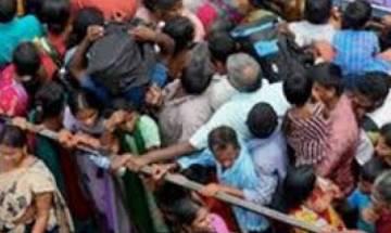 Elphinstone stampede: Western Railways report blames heavy rain