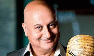 Anupam Kher appointed as chairman of FTII, succeeds Gajendra Chauhan