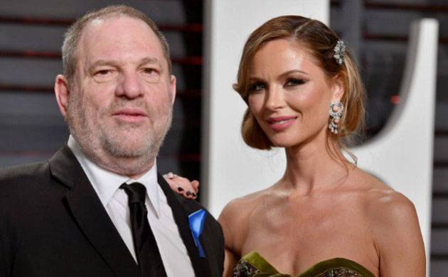 Harvey Weinstein's wife Georgina Chapman announces their separation