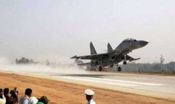 Indian Air Force to conduct full war drill on Agra-Lucknow Express on October 24