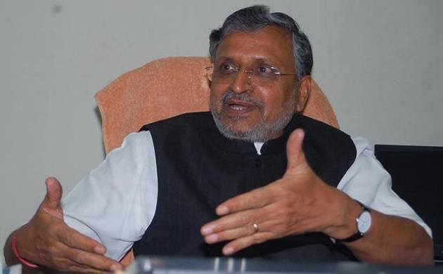 Sushil Modi (file photo)