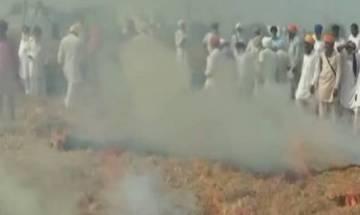 Haryana govt to spend Rs 12 crore to avoid stubble burning
