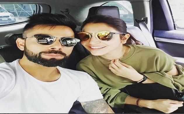 Did Virat Kohli reveal Anushka's nickname?