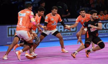 Pro-Kabaddi League 2017: Puneri Paltan trounce U Mumba 43-24 in crucial encounter, Tamil Thalaivas beat Patna Pirates 40-37